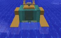 Карта Подводная лодка для minecraft 1.5.2