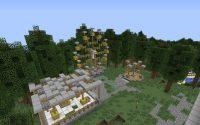 Карта S.T.A.L.K.E.R. Припять для Майнкрафт 1.5.2