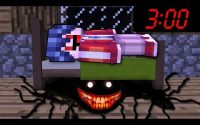 Карта Шесть безумных ночей [horror] для minecraft