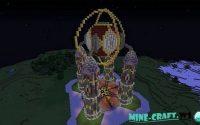 Карта: Спаун для сервера для minecraft