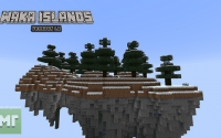 Карта Waka Islands