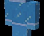 Моб Скелет-лучник в minecraft