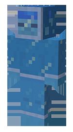 Моб Скелет-лучник в minecraft minecraft