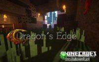 Ресурспак Dragon's Edge [32x] для minecraft 1.8.7