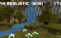 Ресурспак FNI Photo Realism [256x] для minecraft 1.8.8