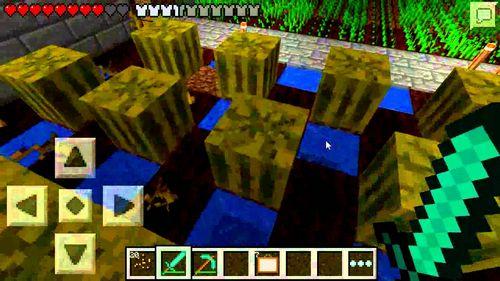Семена арбуза minecraft