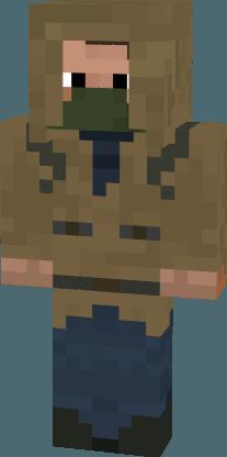 Скин Джеймсона для minecraft minecraft