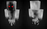 Скин Призрак для minecraft