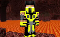 Скин Scorpion MK для minecraft