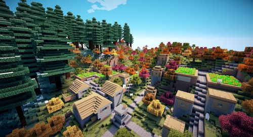 Sonic Ether's Unbelievable Shaders Mod 1.8 minecraft