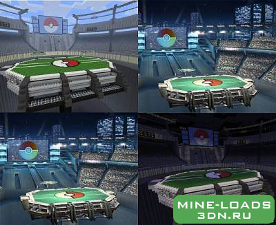 Карта: Спаун для сервера для minecraft minecraft