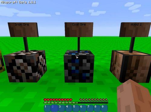 Terraria Buttons [1.8] minecraft