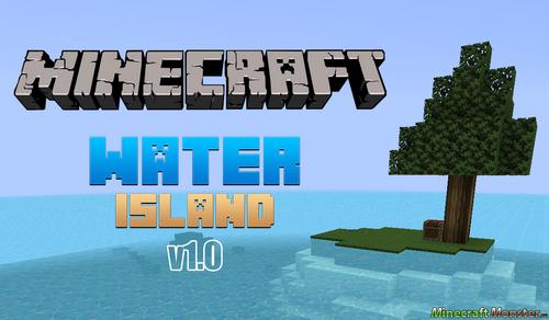 Water Island v1.0 minecraft