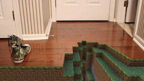 What It's Like minecraft