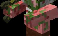 Зомби-свиночеловек